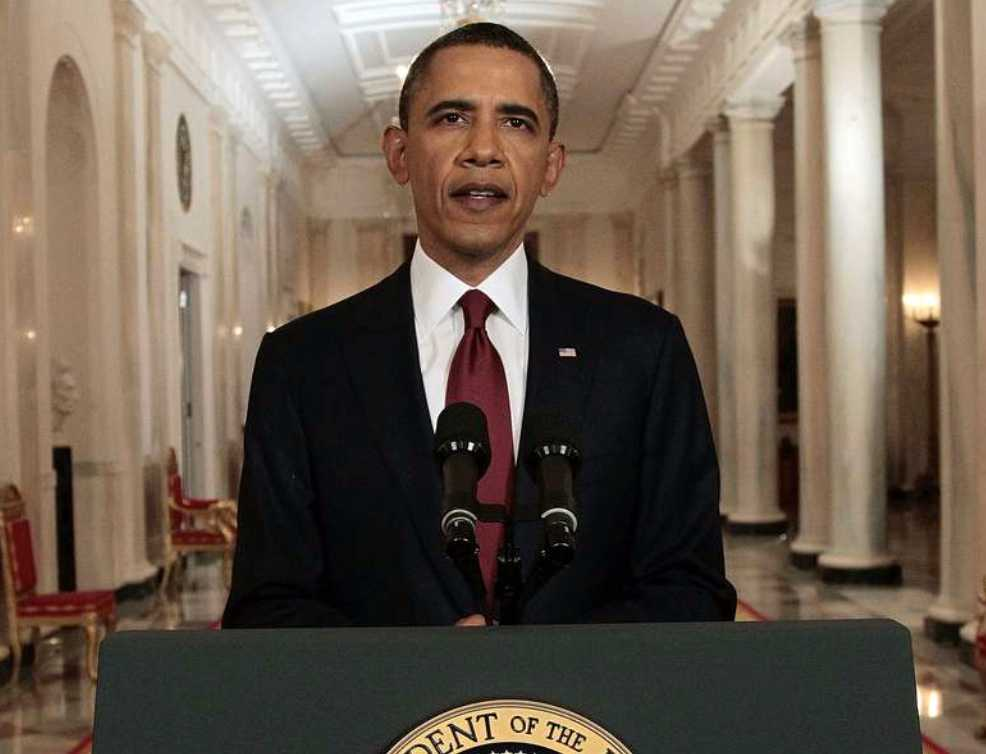 """""""Fick vad han förtjänade"""" USA:s president Barack Obama är kritisk gentemot kritikerna. """"Den som inte tycker att han fick vad han förtjänade borde få sitt huvud undersökt"""" sa han i en intervju med CBS nyhetsprogram 60 minutes."""