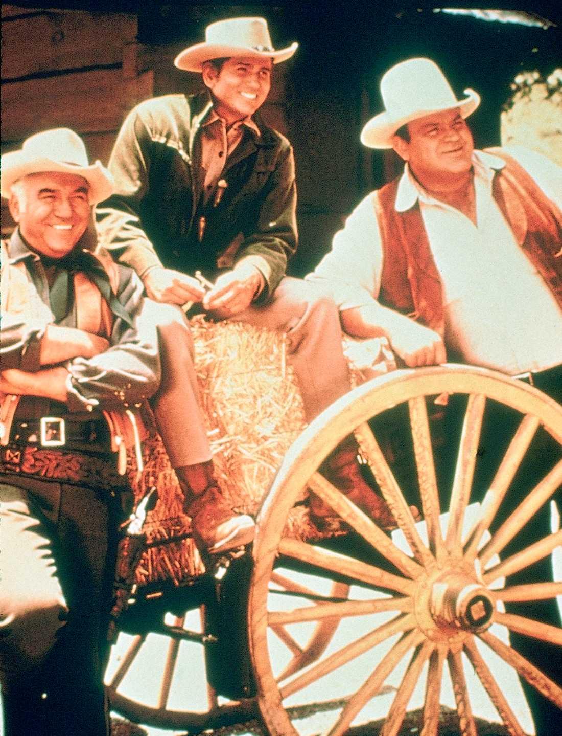 """""""Bröderna Cartwright"""" spelades in i 431 avsnitt mellan 1959 och 1973."""