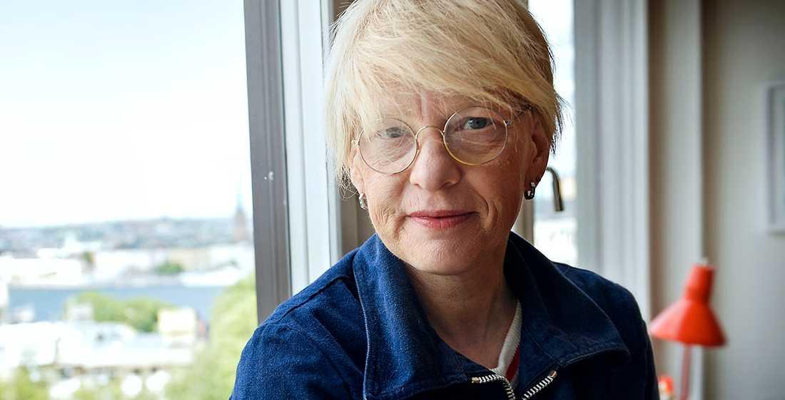 Författaren, dramatikern och regissören Beate Grimsrud (1963–2020).