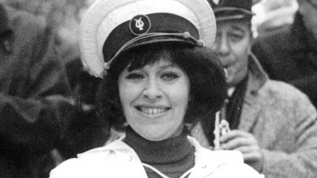 Inger Berggren.