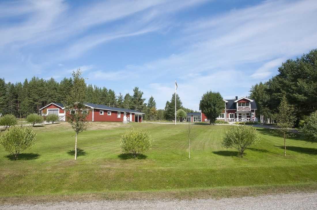 3 500 000 kronor Gård i Hortlax, Norrbottens län.