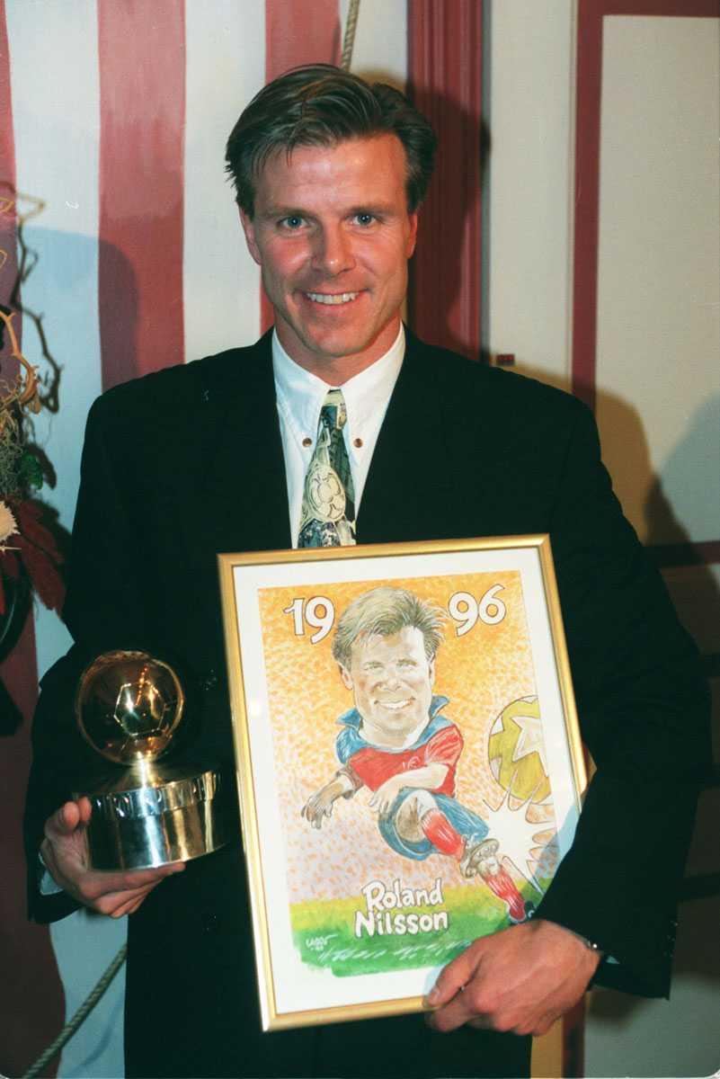 1996: Roland Nilsson, Helsingborg