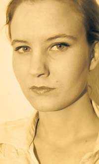 Ida Börjel, född 1975.