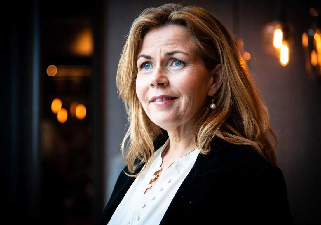 Cecilia Wikström.