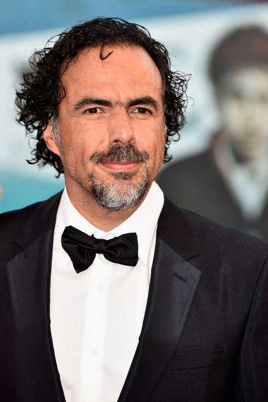 Alejandro G Iñárritu hyllas av USA:s urbefolkning.