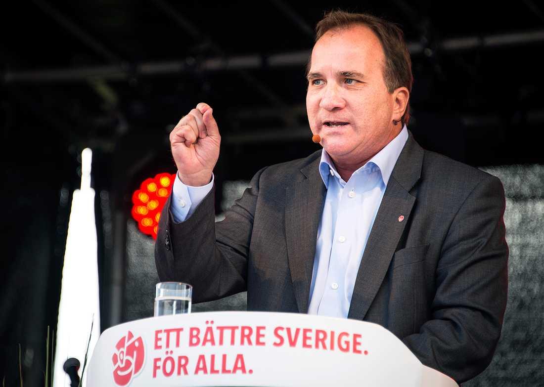 En nyhet i Socialdemokraternas valmanifest är att de lovar höjda barnbidrag med 100 kronor per barn under nästa mandatperiod.