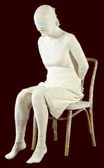 "Charlotte Gyllenhammar: ""Blindbock"", 2004."
