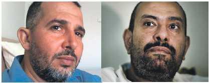 Mohammed Al Zery och Ahmed Agiza