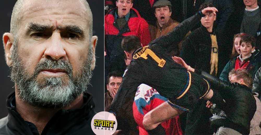 """Cantonas enda ånger: """"Att jag inte sparkade hårdare"""""""