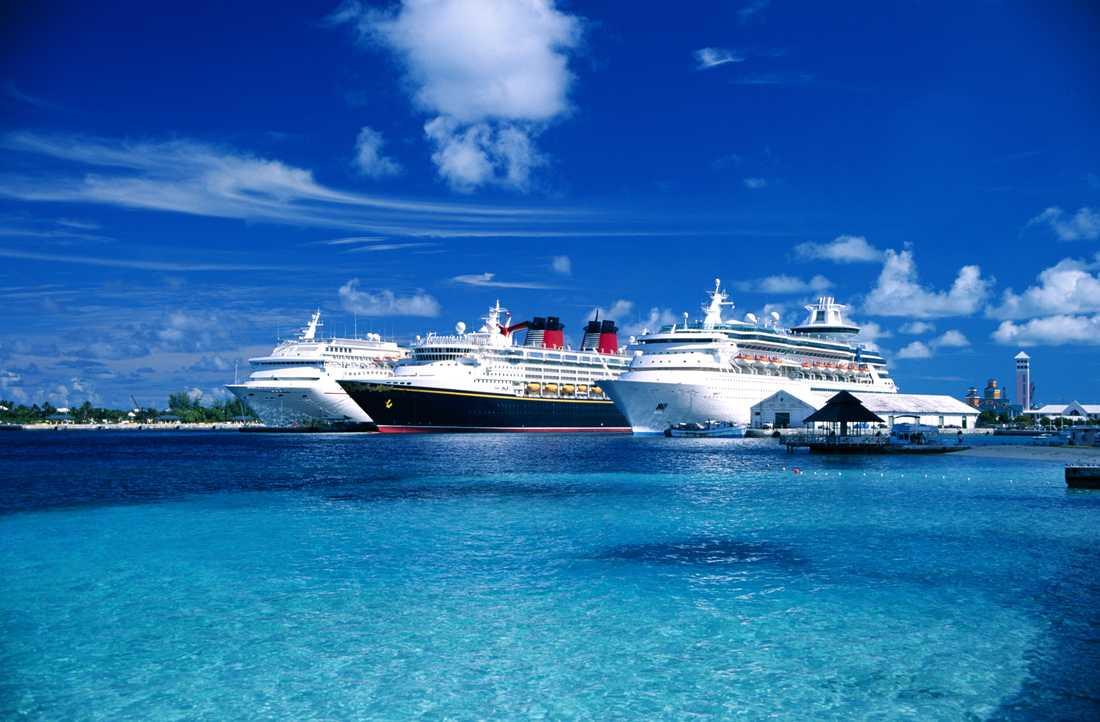 Många vill gärna kryssa i Karibien.