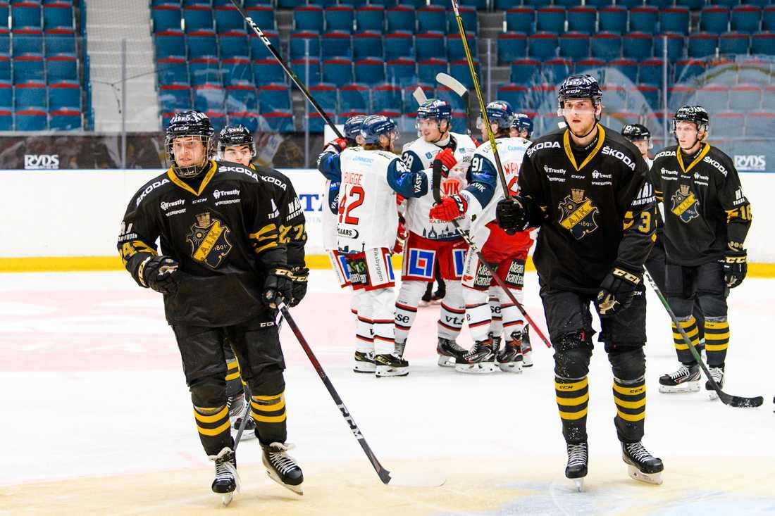 AIK förlorade premiären mot Västervik.