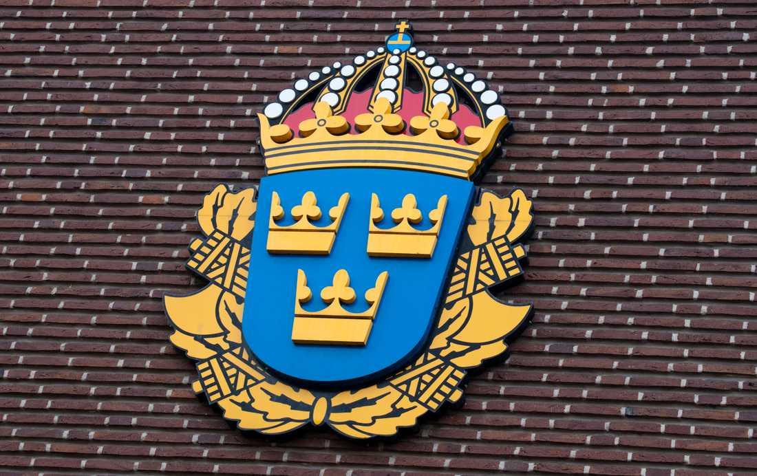 """Bronsskulpturen """"Ung pojke"""" i Ystad har stulits. Händelsen polisanmäldes under måndagen. Arkivbild."""