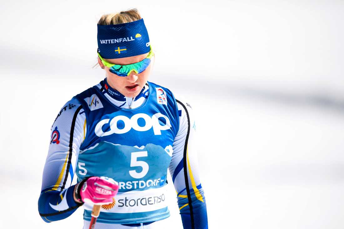 Maja Dahlqvist.