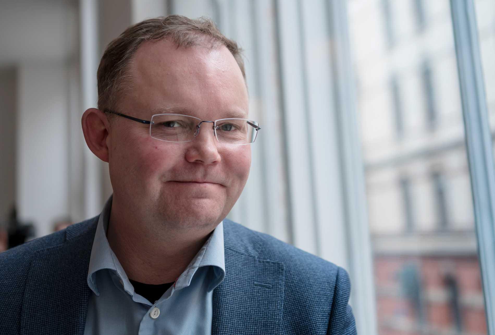 Henrik Ekengren Oscarsson, professor i statsvetenskap vid Göteborgs universitet.
