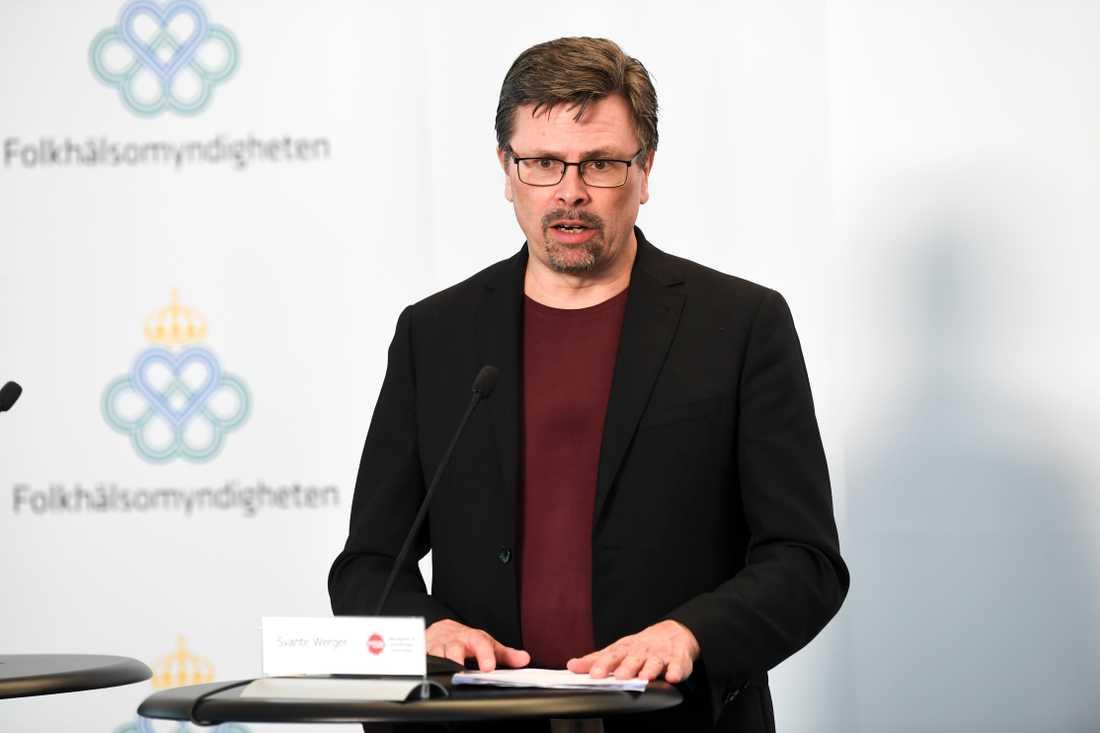 Svante Werger, särskild rådgivare på Myndigheten för samhällsskydd och beredskap.