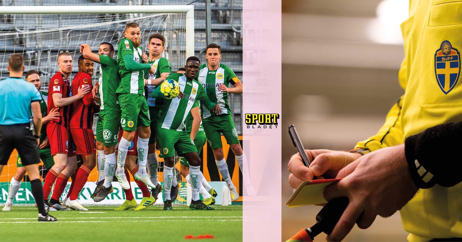 Djurgården Fotboll: 23 nya regler införs i allsvenskan efter uppehållet