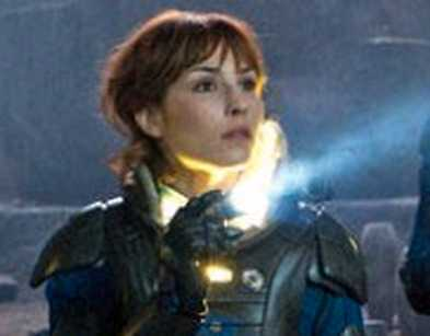 "Noomi Rapace i kommande ""Prometheus""."