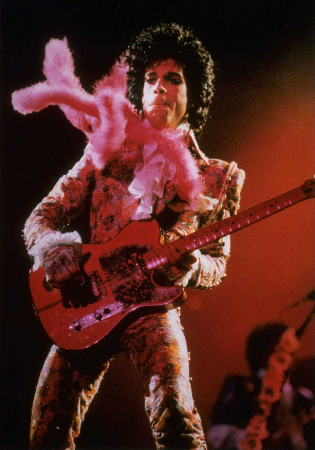 Prince i Houston 1985