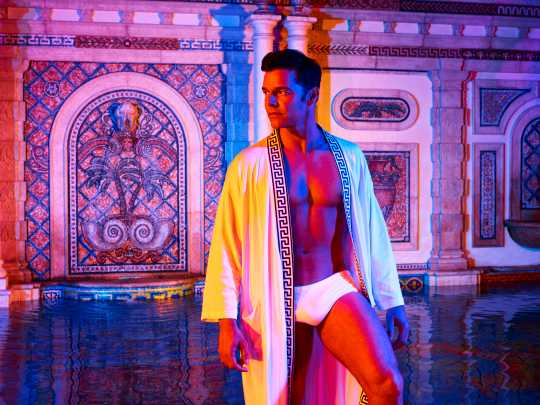 """Ricky Martin i """"Mordet på Gianni Versace""""."""