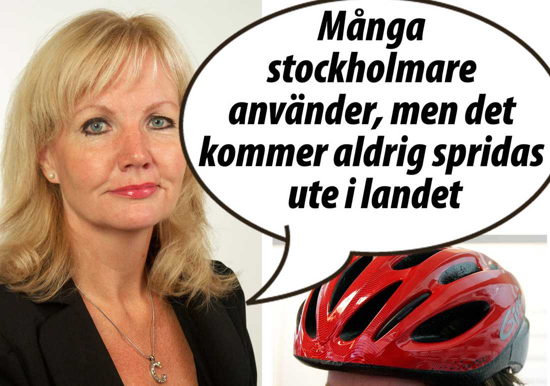 lag om cykelhjälm