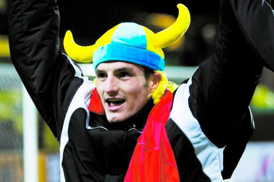 Drömmer James Keene drömmer om att få möta ett engelskt lag i Uefacupen – helst Tottenham.