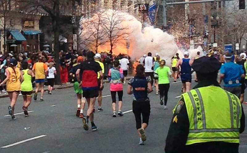 Detonerade vid mållinjenDen 15 april 2013 briserade två bomber under Boston maraton. Några dagar senare greps Dzjochar Tsarnajev för dåden. Hans bror Tamerian misstänks också men dog under jakten.