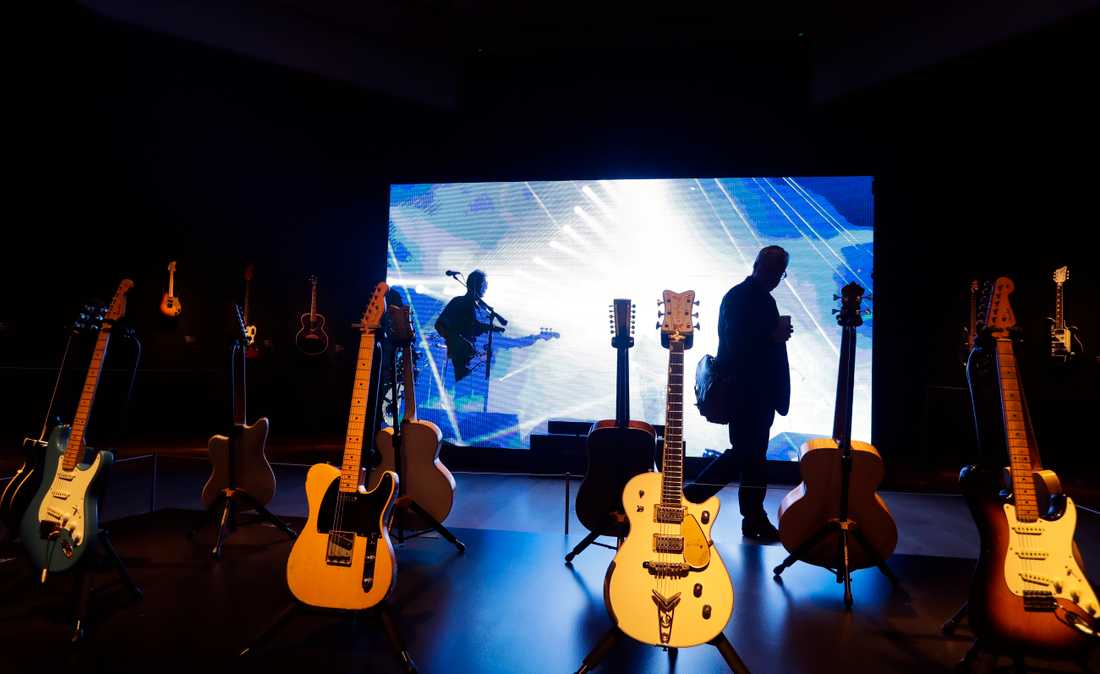 De ekonomiska följderna av coronapandemin har fått många musiker att överväga att sluta. Arkivbild.