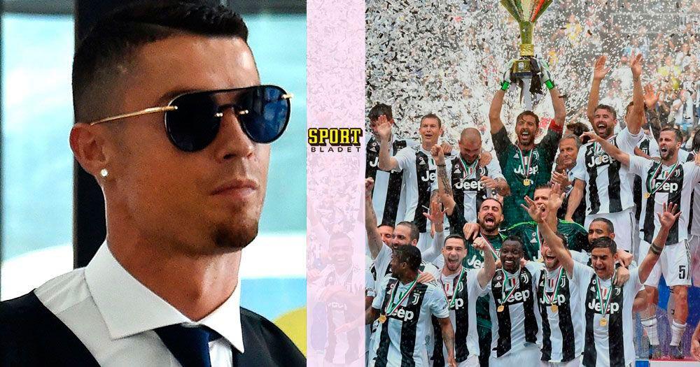 Uppgifter: Ronaldo klar inom 48 timmar