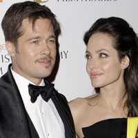 Pitt & Jolie.