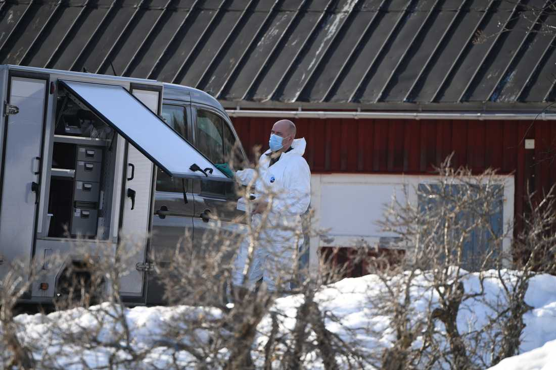 Found dead in Lulea – woman arrested on suspicion of murder