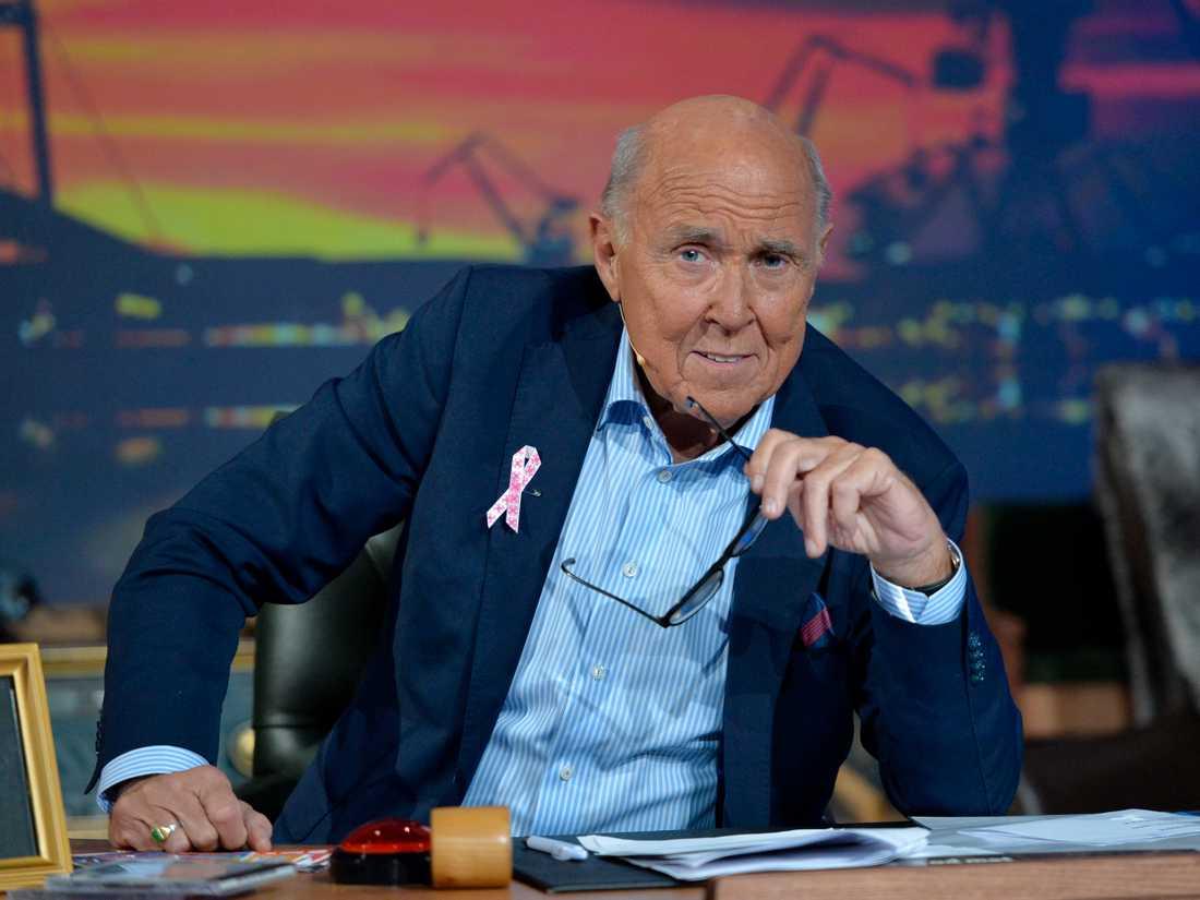 Ingvar Oldsberg fick sparken från TV4...