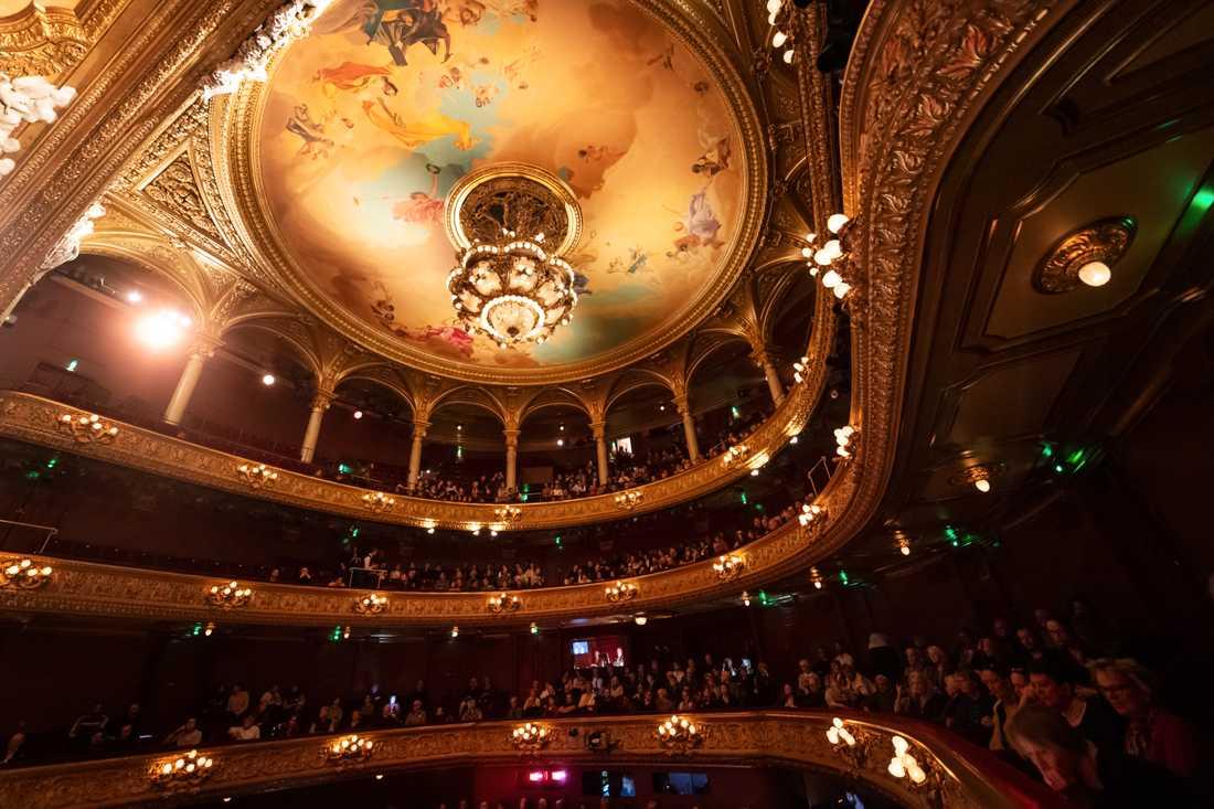 Kungliga Operan ställer in tre premiärer. Arkivbild.