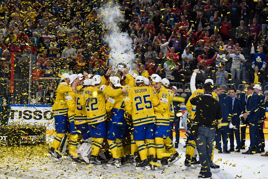 Schemat till Hockey-VM 2018 i Danmark släppt | Aftonbladet
