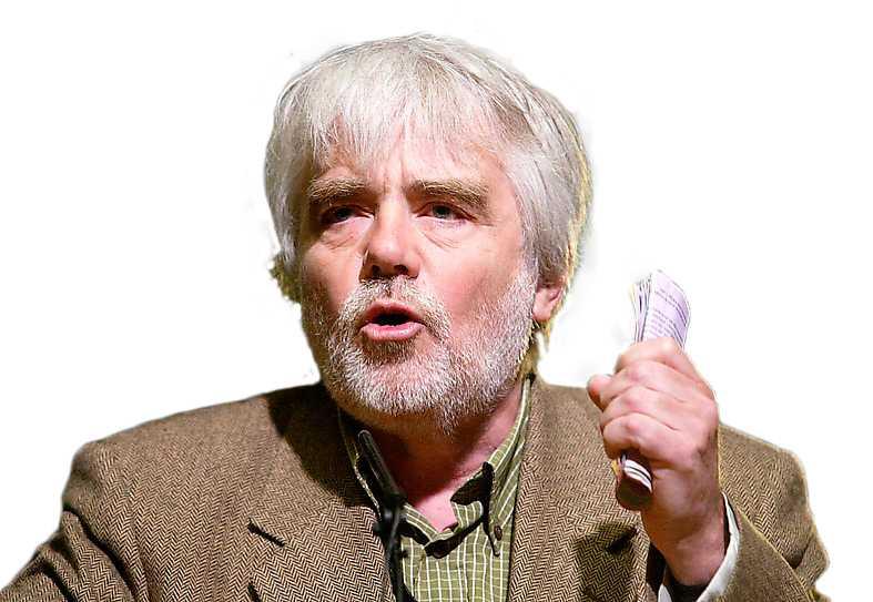 Per Gahrton, 2004. Foto: Mats Strand