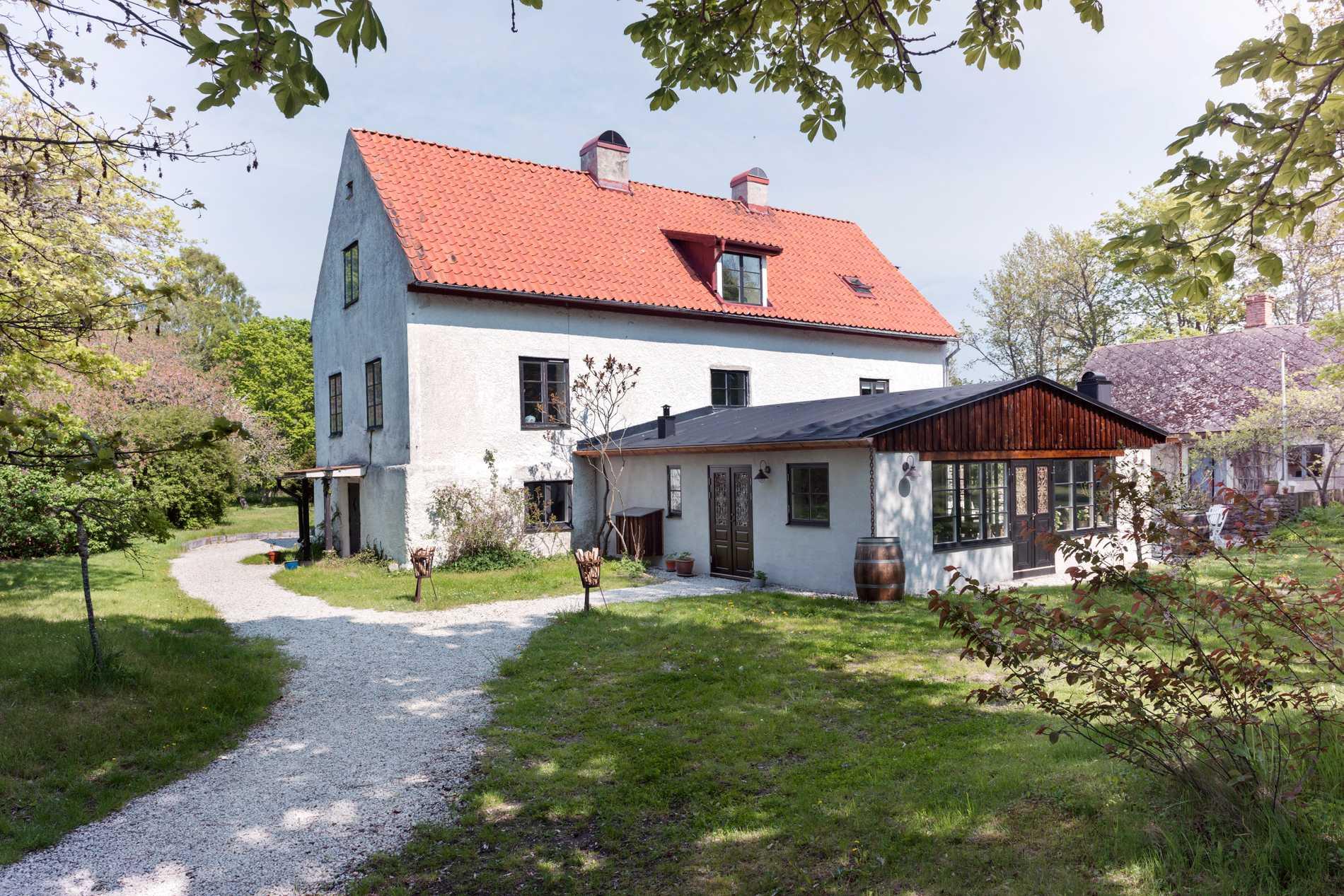 Hotell Stelor på Gotland.