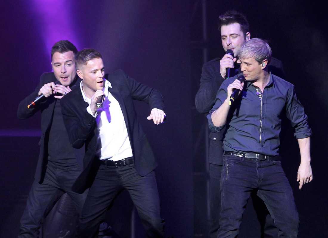 Westlife splittrades 2011, efter 14 år på scen.