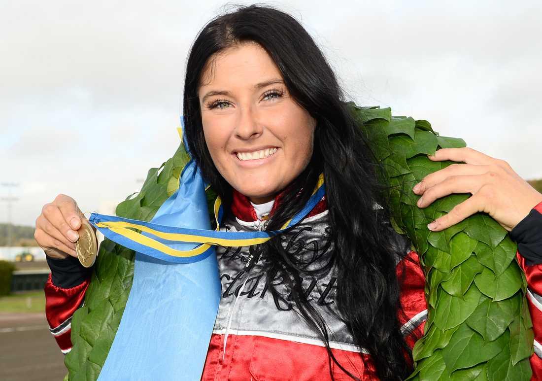 Sofia Adolfsson rider Nantucket i comebacken.