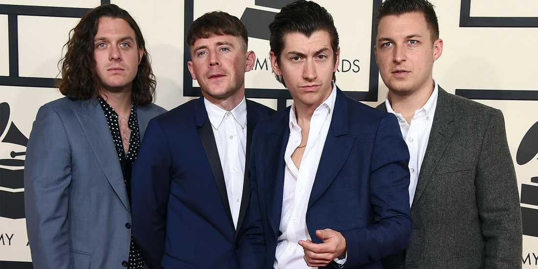 Arctic Monkeys.