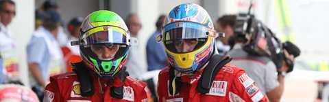 Felipe Massa och Fernando Alonso har inte riktigt fått till det den här säsongen.