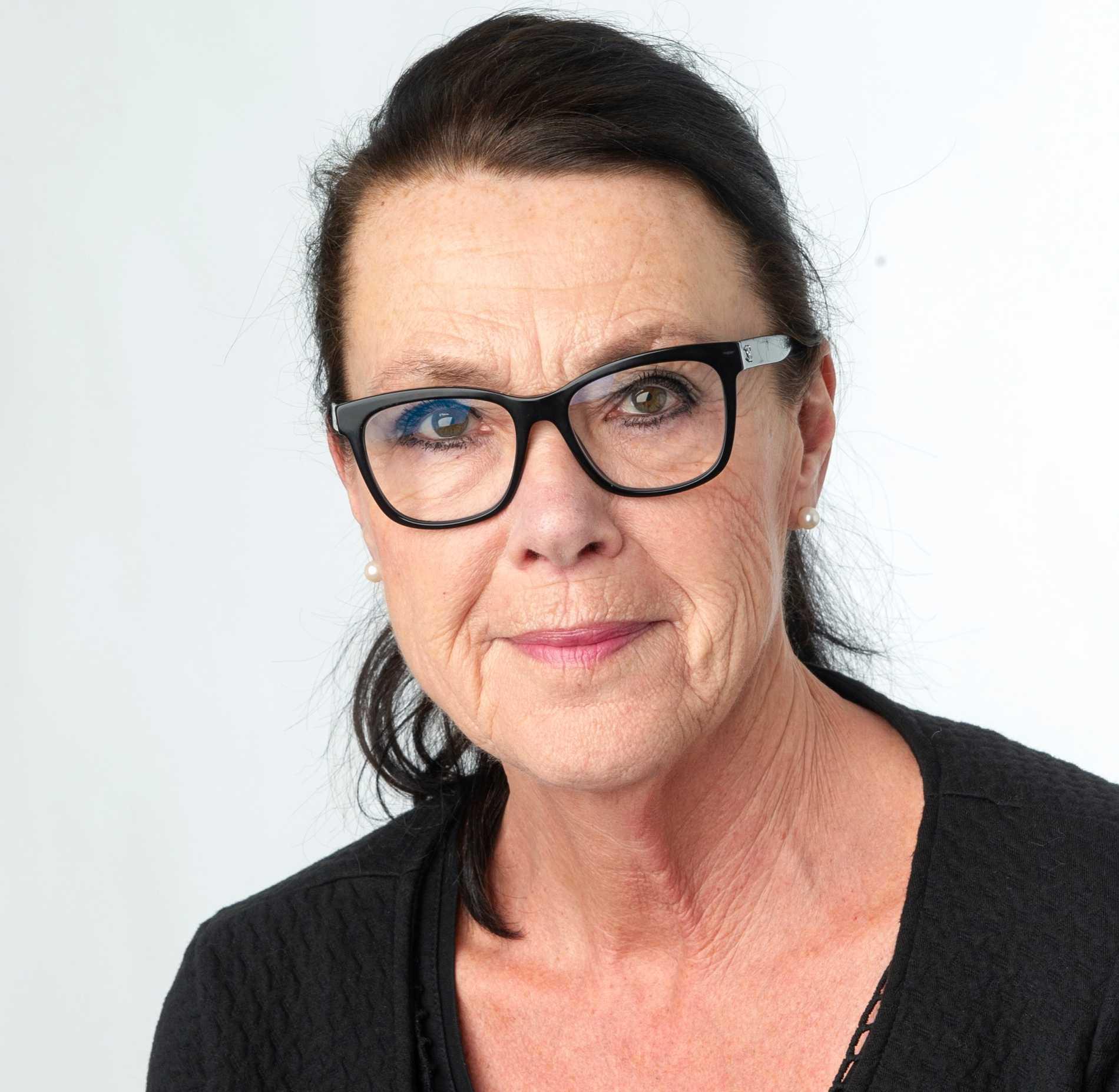 Inger Nordin Olsson, regional vaccinsamordnare i Örebro.
