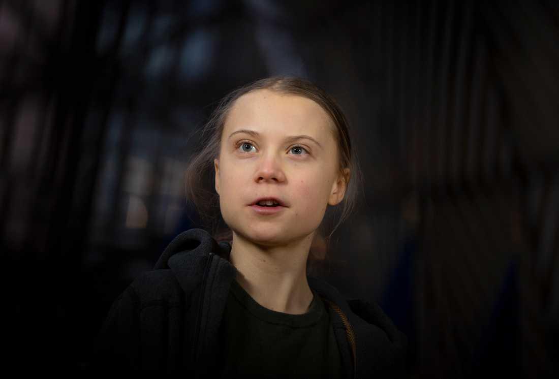 Greta Thunberg är DN:s chefredaktör för en dag.