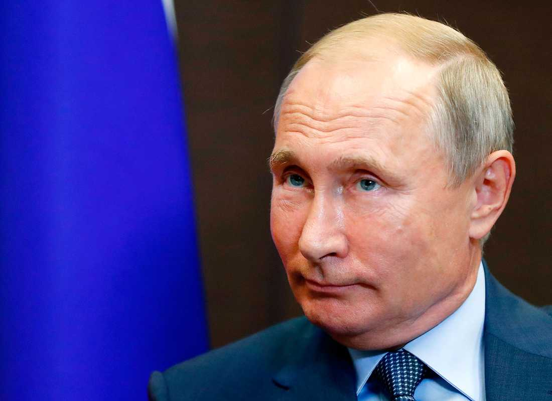 Putins övergripande mål är att återupprätta Rysslands stormaktsstatus, skriver Wolfgang Hansson.
