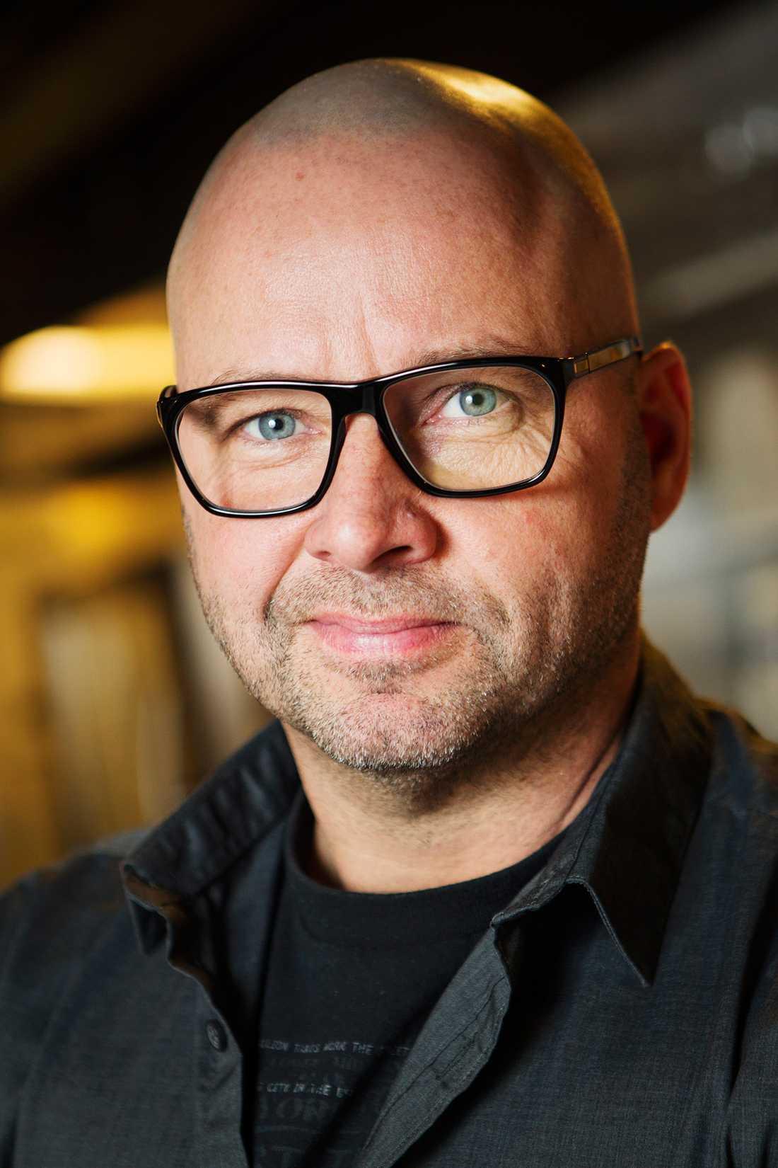 Anders Dahlbom kommer inte vara med i juryn när nya säsongen drar igång.