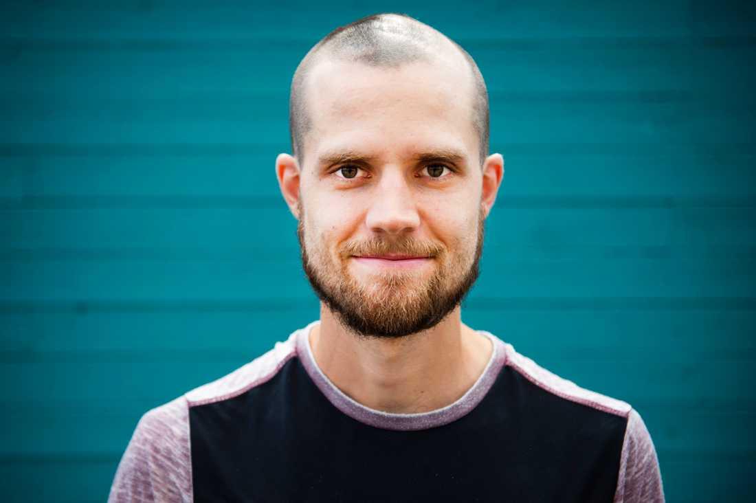 Svenske gångaren Anders Hansson är död. Han blev 28 år gammal.