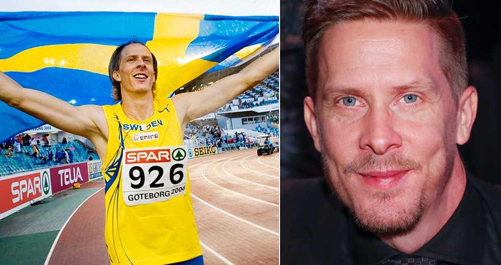 Christian Olsson.