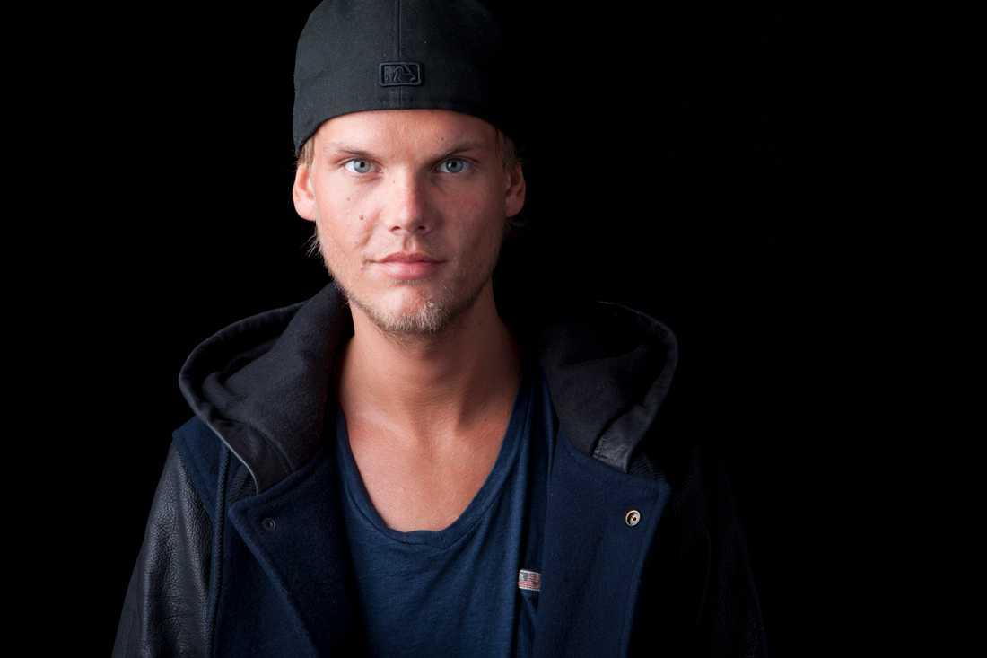 """Tim Bergling, """"Avicii"""", fotograferad i New York av nyhetsbåron AP 2013."""
