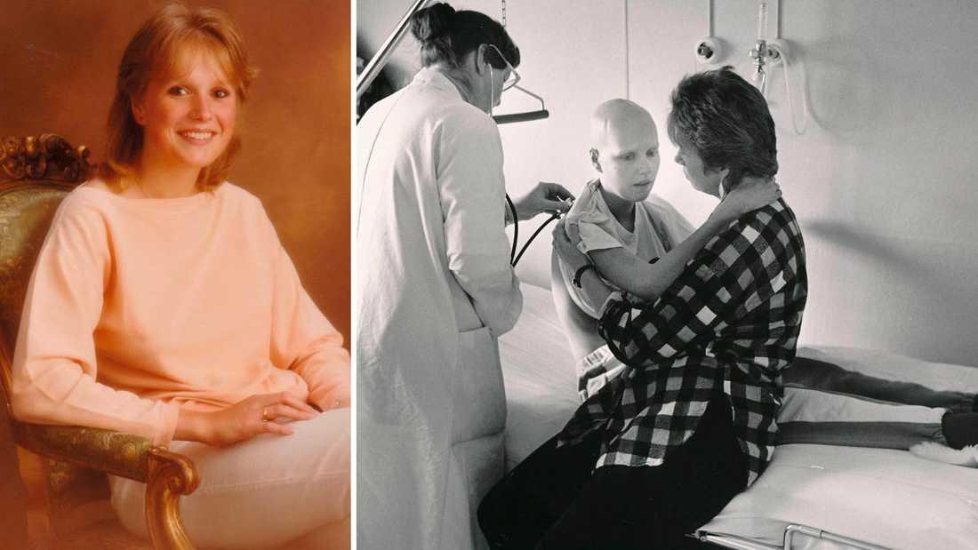 Annika gick bort i cancer 1987. Men före sin död bestämde hon sig för att hjälpa barn med cancer och andra svåra sjukdomar.