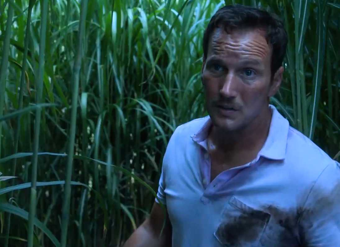 "Patrick Wilson i ""In the tall grass""."