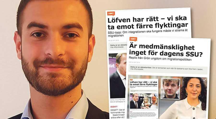 Många flyktingar får stå ut med inhumana förhållanden i Sverige, vilket socialdemokratin aldrig kan acceptera. Ändå menar Grön Ungdom att vi behöver öka vårt flyktingmottagande. Det är ansvarslöst, skriver Sarkis Khatchadourian.