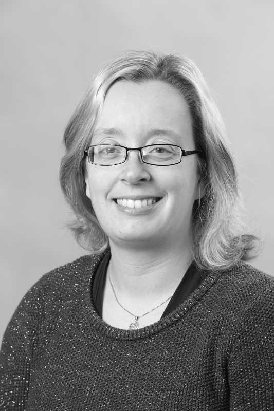 Jenny Eriksson, utredare på VTI.